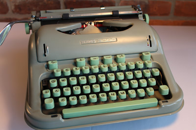 Hermes typewriter from Toronto Typewriters.